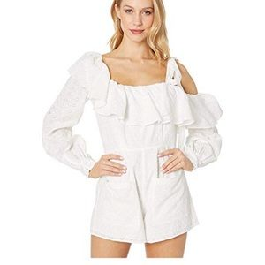 NWT For Love Lemons Bora Bora Romper SIZE XS